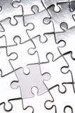 Jigsaw puzzle Royalty Free Stock Photography