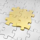 Jigsaw Puzzle Background Royalty Free Stock Photo