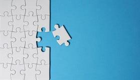 Jigsaw Puzzle Last Piece
