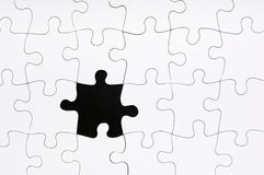 Jigsaw Puzzle Missing Piece Royalty Free Stock Image
