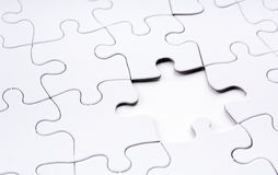 Free Jigsaw Puzzle Missing Piece Stock Image - 26307581