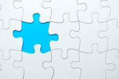 Jigsaw Puzzle Royalty Free Stock Photo