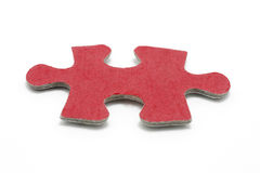 Jigsaw Puzzle Piece Stock Image