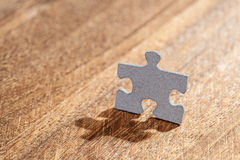 Free Jigsaw Puzzle Piece In Shape Of A Man Royalty Free Stock Photography - 46988777