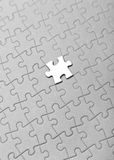 Jigsaw Puzzle. Pieces on the background Royalty Free Stock Image