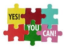 Jigsaw Puzzle Pieces Stock Photos