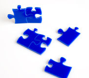Jigsaw puzzles Royalty Free Stock Photography