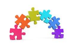 Jigsaw puzzles Royalty Free Stock Photo