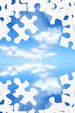 Jigsaw Sky Stock Photos