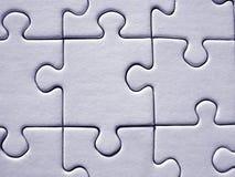 jigsaw tło Zdjęcie Stock