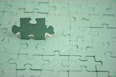 Jigsaw1 DOF bajo foto de archivo libre de regalías