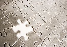 Jigsaws Stock Image