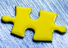 Jigsaws Royalty Free Stock Photos