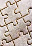 Jigsaws Stock Image