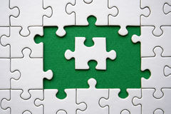 Jigsaws (conceptual) Royalty Free Stock Image