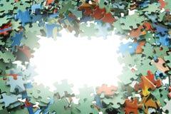 jigsawstyckpussel Arkivbild