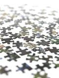 Jigzaw Puzzlespiel Stockbilder