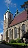Jihlava, repubblica Ceca Fotografia Stock