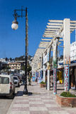 Jijel city Stock Image