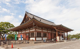 Jikido Hall 1930 of Toji Temple in Kyoto. UNESCO site Stock Photography