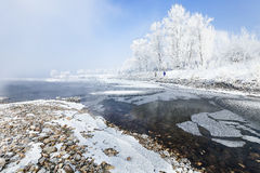 Jilin Rime Stock Image