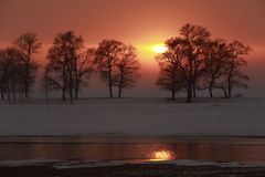 Jilin Rime Island sunset. Eastphoto, tukuchina, Jilin Rime Island sunset, Nature, Beauty Stock Photo