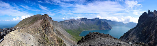 Jilin Tianchi Royalty Free Stock Photo
