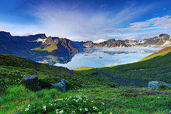 Jilin Tianchi Royalty Free Stock Images