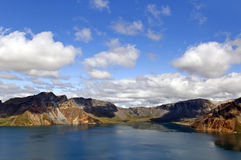 Jilin Tianchi Royalty Free Stock Photos