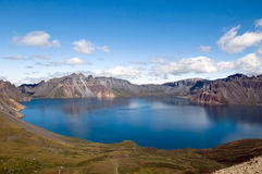 Jilin Tianchi Stock Images