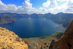 Jilin Tianchi Royalty Free Stock Photography