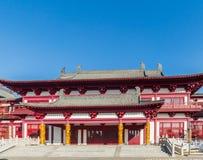 Jilin wanshou temple buildings Stock Images