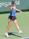Jill CRAYBAS at the 2009 BNP Paribas Open Stock Images