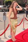 Jill Hennessy royaltyfri bild