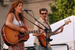 Jill Jack and band, Summer Festival Royalty Free Stock Photos