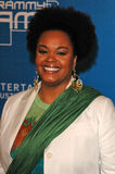 Jill Scott. At the Inaugural GRAMMY Jam Event Featuring Earth, Wind & Fire at the Wiltern LG Theater, Los Angeles, CA. 12-11-04 Royalty Free Stock Photos