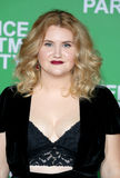 Jillian Bell. At the Los Angeles premiere of `Office Christmas Party` held at the Regency Village Theatre in Westwood, USA on December 7, 2016 Stock Photography