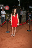 Jillian Claire. Arriving at the Wolrd Premiere of 'Wall-E' at the Greek Theater in Los Angeles, CA on June 21, 2008 Royalty Free Stock Photos