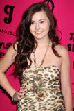 Jillian Clare. Arriving at Taylor Spreitler's Sweet 16 Birthday Party Ecco Lounge Los Angeles,  CA October 24, 2009 Stock Images