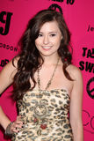 Jillian Clare. Arriving at Taylor Spreitler's Sweet 16 Birthday Party Ecco Lounge Los Angeles,  CA October 24, 2009 Royalty Free Stock Image