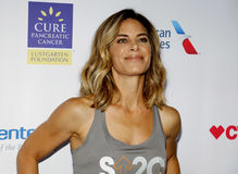 Jillian Michaels. At the 5th Biennial Stand Up To Cancer held at the Walt Disney Concert Hall in Los Angeles, USA on September 9, 2016 Royalty Free Stock Photos