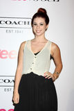 Jillian Rose Reed arriving at  the 9th Annual Teen Vogue Young Hollywood Party Royalty Free Stock Photos