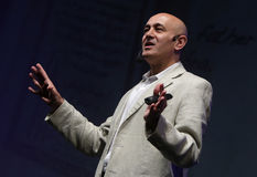 Jim Al-Khalili Royalty Free Stock Images