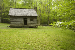 Jim Bales Place, Great Smoky Mtns Stock Photo