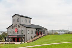 Jim Beam Distillery Royalty Free Stock Images