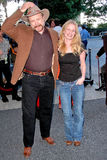 Jim Beaver,Paula Malcomson Stock Photos