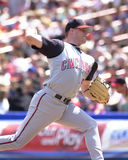 Jim Brower, Cincinnati Reds Images stock
