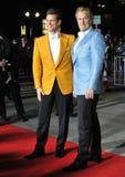 Jim Carrey & Jeff Daniels arkivfoton