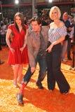 Jim Carrey,Jenny McCarthy royalty free stock images