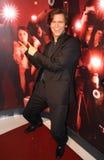 Jim Carrey at Madame Tussaud's stock photo